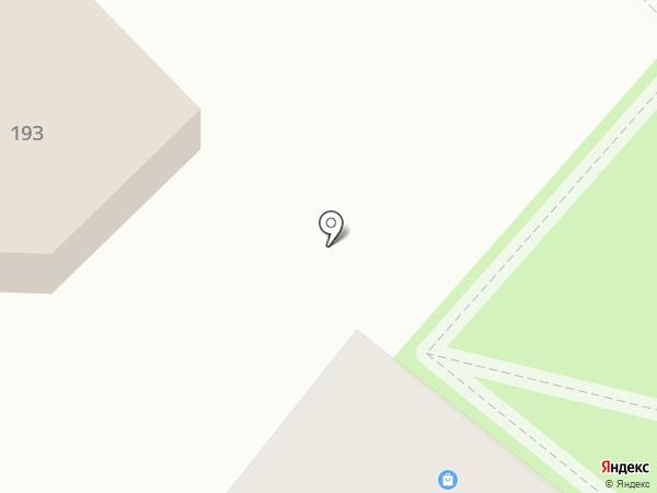 Магазин цветов и подарков на карте Ждановского