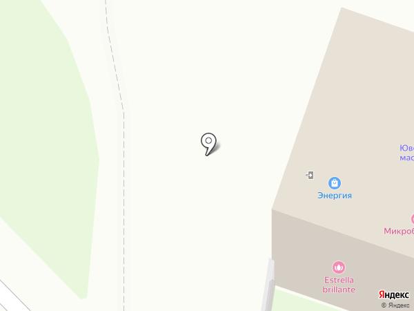 Фантазия на карте Бора