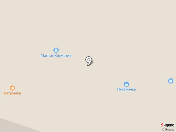 Seven на карте Бора