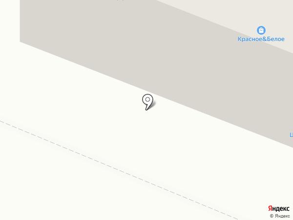 Диван Шик на карте Бора