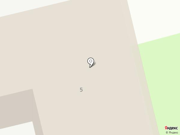 Стеклозаводец на карте Бора