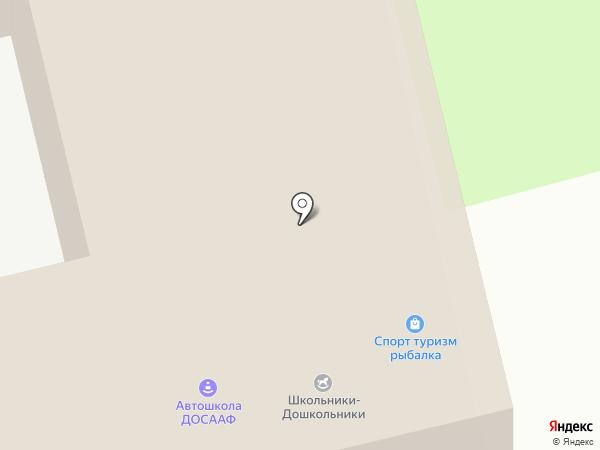 Янус на карте Бора