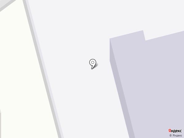 Детский сад №16, Былина на карте Бора