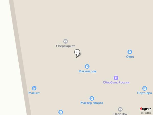 Мебель на Черниговской на карте Бора