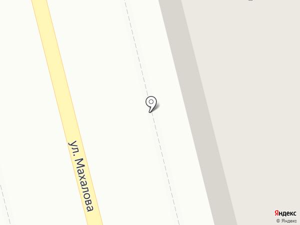 Шарм на карте Бора