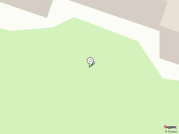 Церковь в честь покрова Пресвятой Богородицы на карте Бора