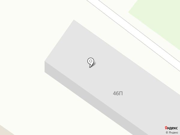 Утильный двор на карте Бора