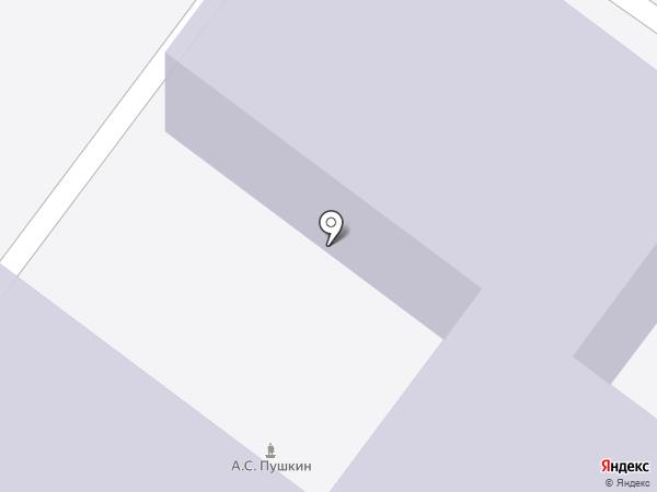 Детский сад №9 на карте Бора