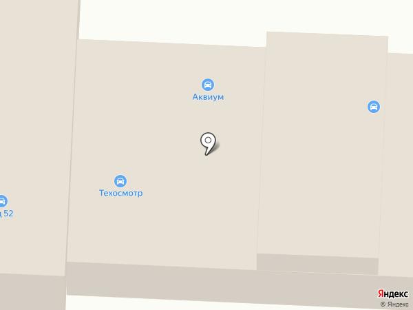 Сервисно-техническая фирма на карте Бора