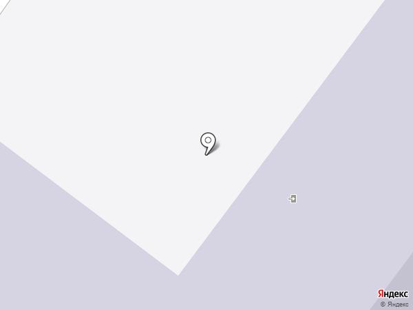 Средняя общеобразовательная школа №8 на карте Бора