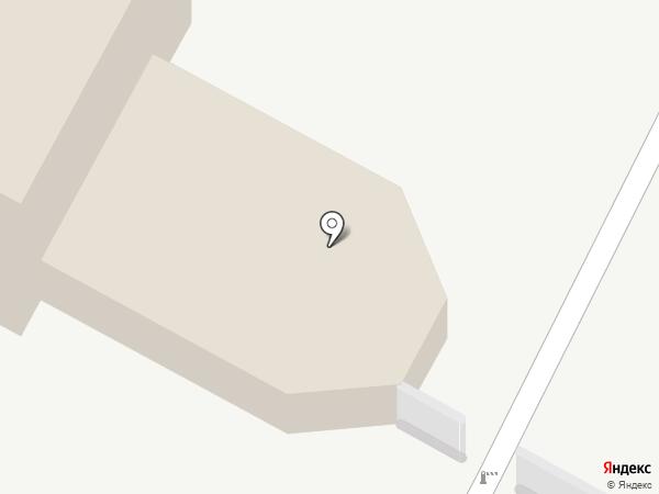 СК52 на карте Кстово