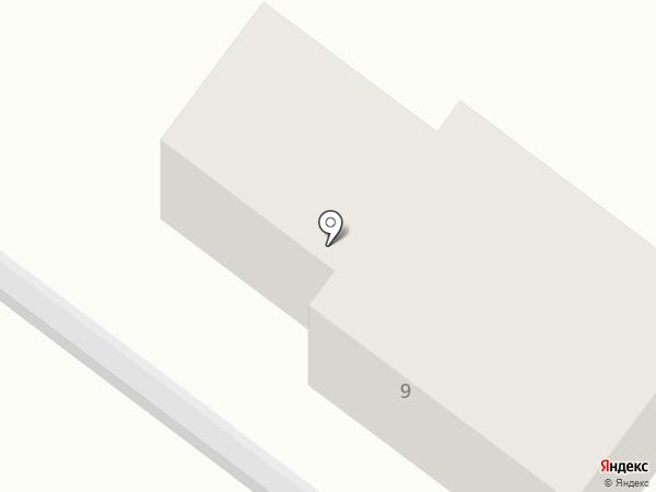 Аккумуляторы.рф на карте Бора