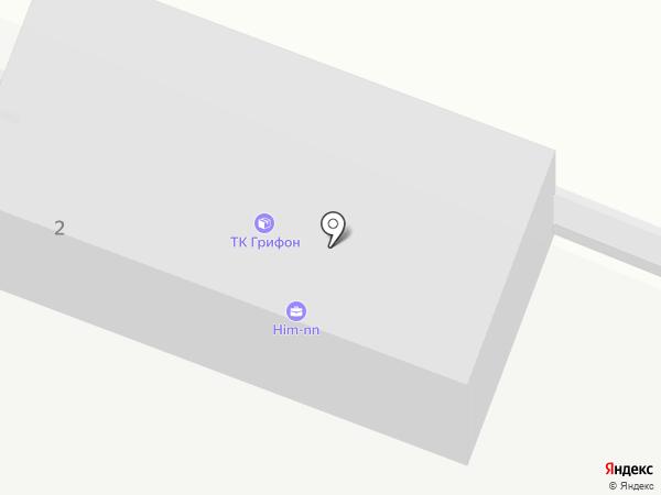 ХимИндустрия на карте Кстово