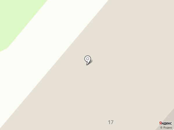 Санаторий на карте Кстово