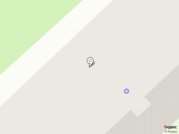 Катюша на карте Кстово