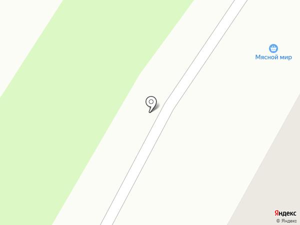 Почтовое отделение №663 на карте Кстово