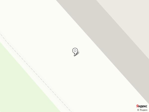Линарис на карте Кстово