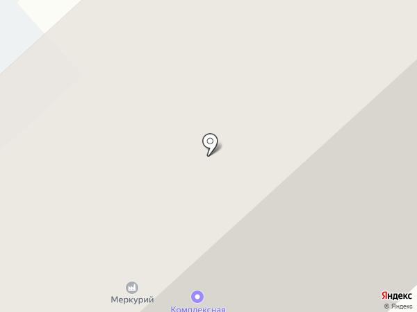 СКАТ на карте Кстово