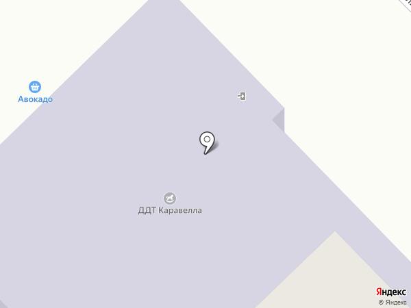 ИМЕДИ на карте Бора
