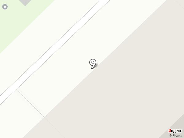 Точка на карте Кстово