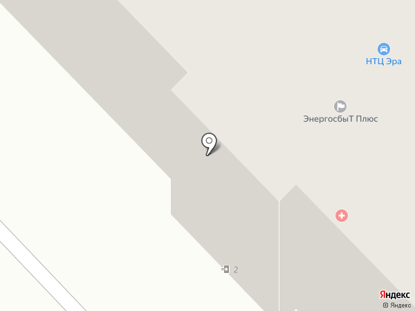 РосБелмаркет на карте Кстово