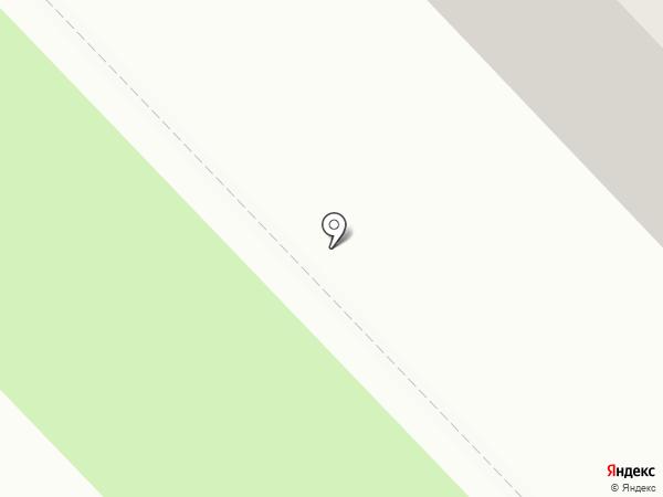 Рыбак на карте Кстово