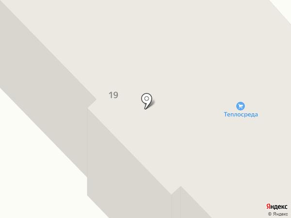 Дюк на карте Кстово