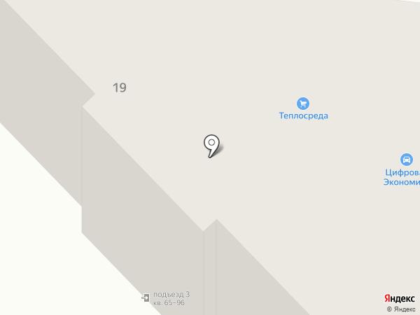 У дома на карте Кстово