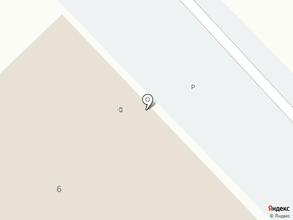 Оосинкан на карте Бора