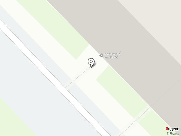 Веста на карте Кстово