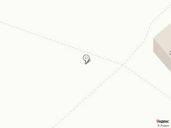 Кстовские дворики на карте Кстово