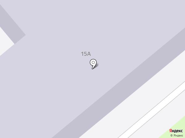 Средняя общеобразовательная школа на карте Бора