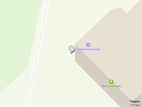 Детский парк на карте Кстово