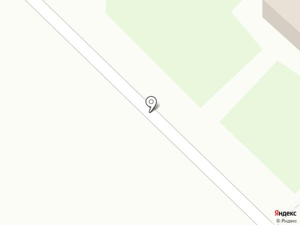 Селена на карте Кстово