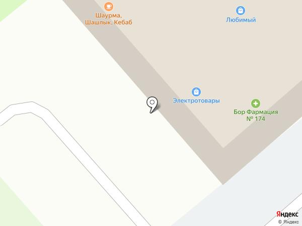 Шкатулка идей Татьяны Сурминой на карте Бора