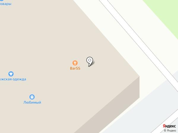 Магазин электротоваров на карте Бора