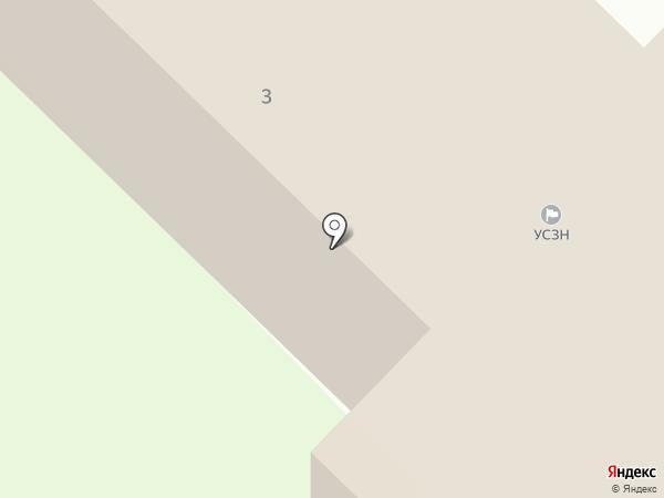 Управление социальной защиты населения Кстовского района на карте Кстово
