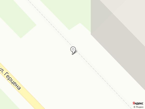 Колорит на карте Кстово