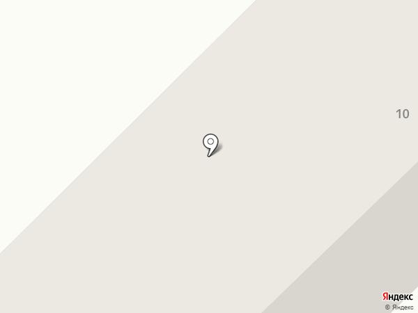 Стоматологическая поликлиника на карте Кстово