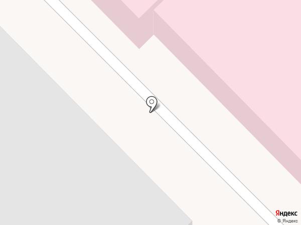 Кстовская центральная районная больница на карте Кстово