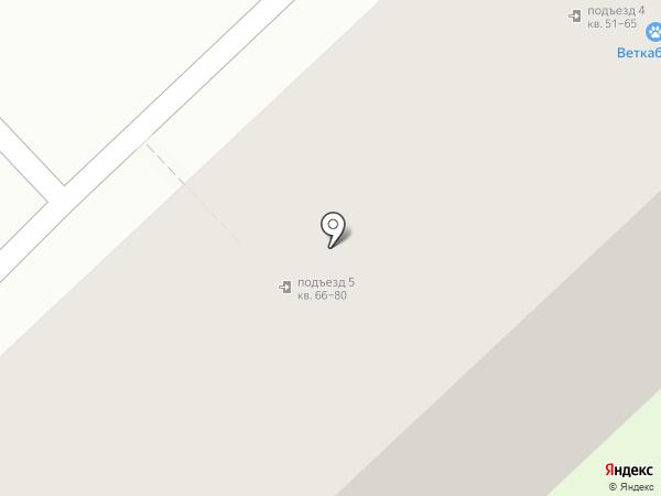 Ветеринарный кабинет на карте Кстово