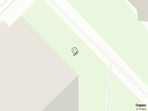 Эстель на карте Кстово