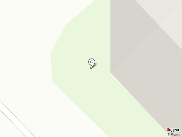 Промцентр на карте Кстово