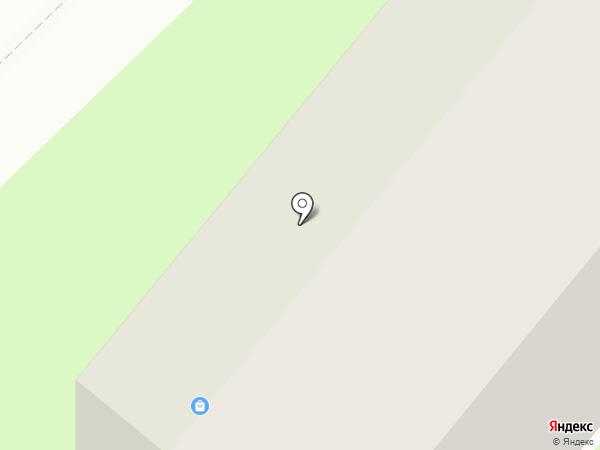 Ёршъ на карте Кстово