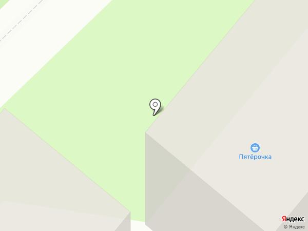 А-Мега на карте Кстово