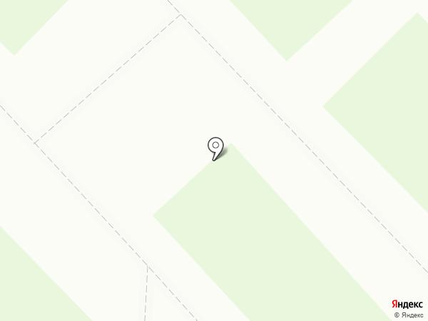 Зебра на карте Кстово