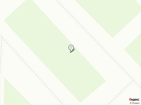 Ива на карте Кстово