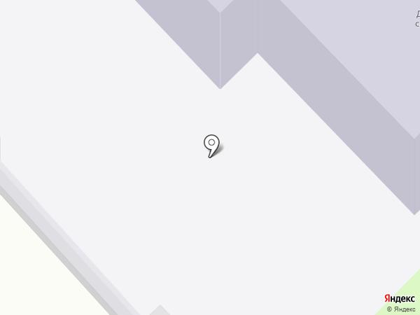 Детский сад №17 на карте Кстово