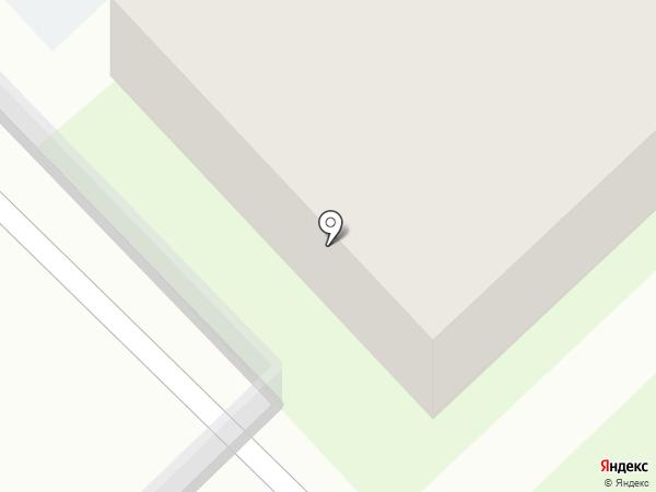 Фламинго на карте Кстово