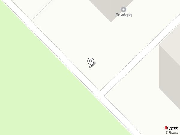 Ломбард Сервис НН на карте Кстово